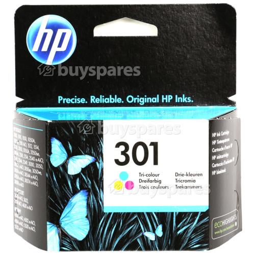 Hewlett Packard Original Nr.301 3-Farben Tintenpatrone (CH562EE)