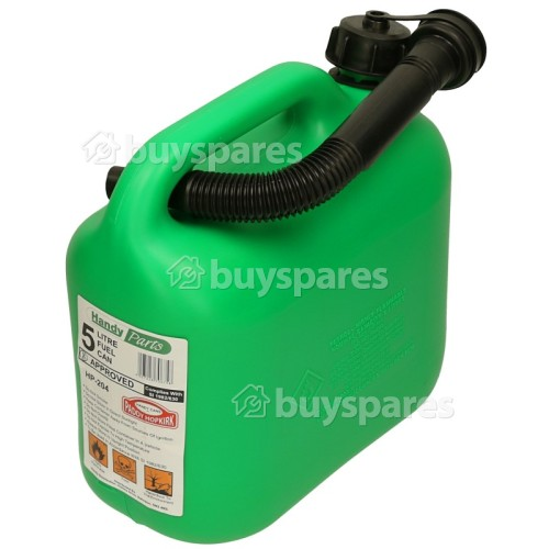 Handy 5 Litre Heavy Duty Fuel Can