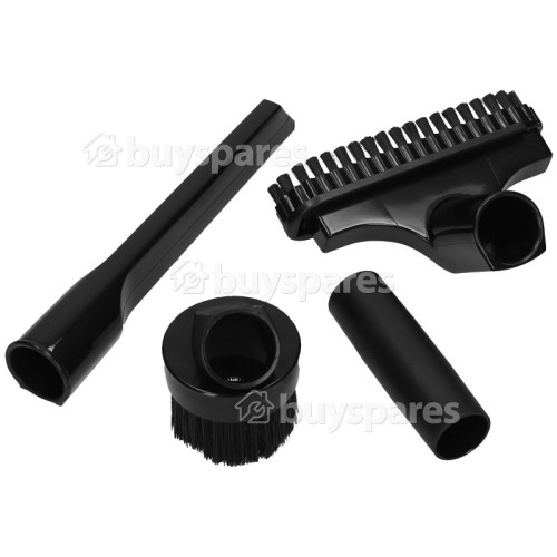 JCB Universal Numatic 32mm Push Fit Mini Tool Brush Kit