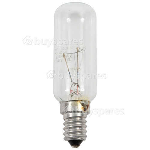 Ice 40W SES Long Appliance Lamp