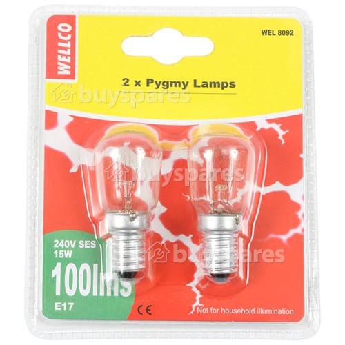 Interfunk 15W Fridge Lamp SES/E14 240V
