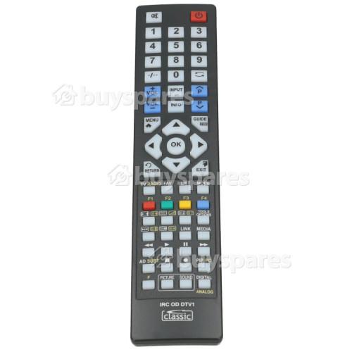 Avtex Compatible TV Remote Control