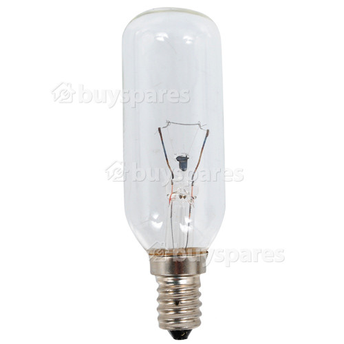 Indesit Universal 40W SES (E14) Long Appliance Lamp