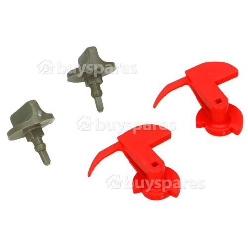 BOSCH Cappa meccanica serratura chiusura fibbia