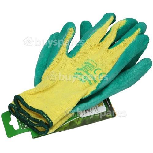 Kingfisher Mittelgroße Latex Beschichtete Handschuhe