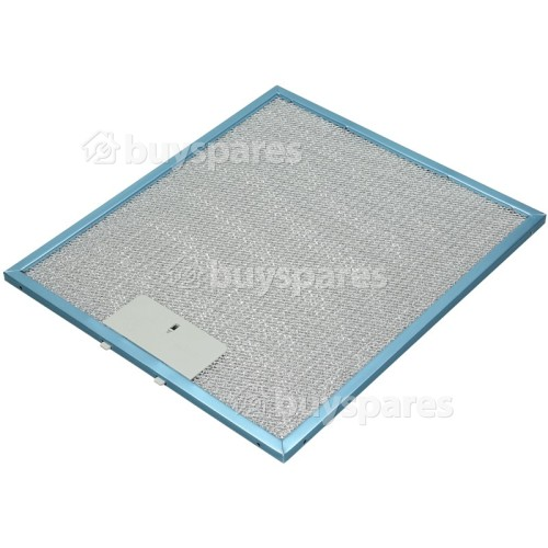 Whirlpool Metal Mesh Grease Filter - Aluminum : 305X267mm