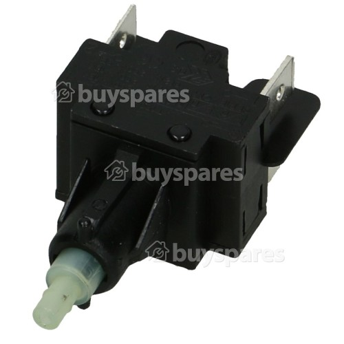 IBG Push Button On/Off Switch 4Tag With Small Dia. Shaft