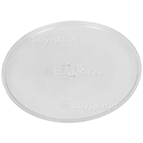 Colour Match Glass Microwave Turntable : Diameter: 255mm