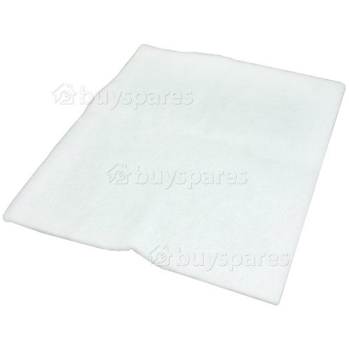 Universal Cooker Hood Grease / Carbon Filters Kit : Both 570x470mm ( Cut To Size )