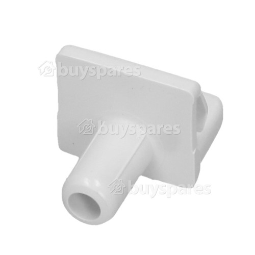 Bosch Neff Siemens Fridge Shelf Support - White