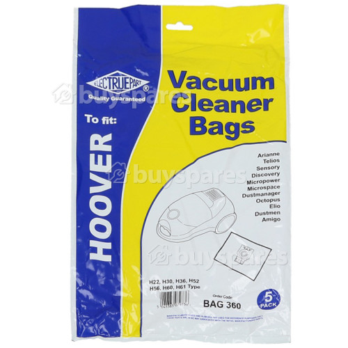 Hepa Filter: Vacuum: Hoover Sensory Octopus by Hoover Dustmanager Discovery
