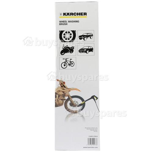 Karcher Wheel Rim Brush