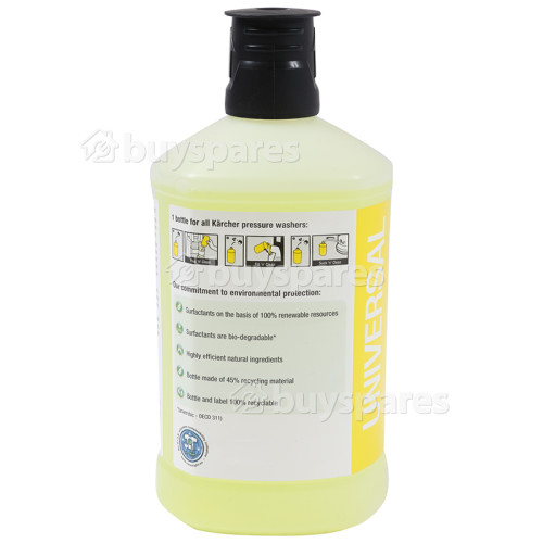 Karcher Universal Plug 'n' Clean Detergent - 1 Litre