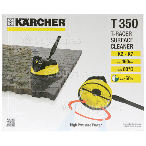 Karcher K2-K7 T-350 Patio Cleaner Attachment
