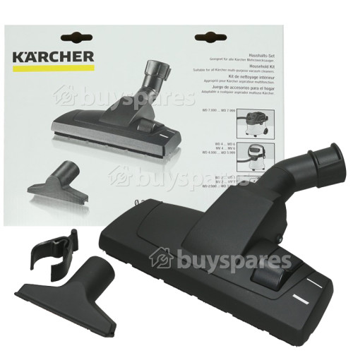 kit d 39 accessoires aspirateur multifonctions mv karcher. Black Bedroom Furniture Sets. Home Design Ideas