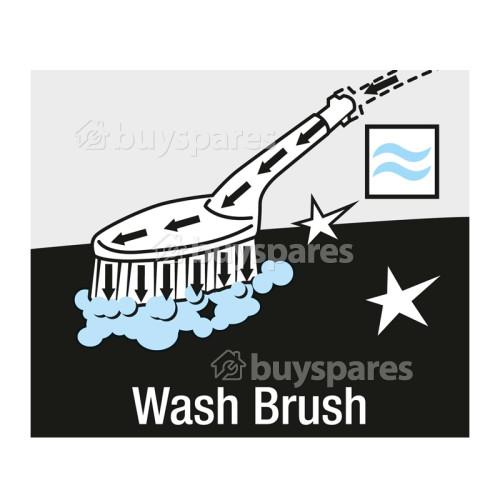Caravan K2-K7 Rigid Washing Brush