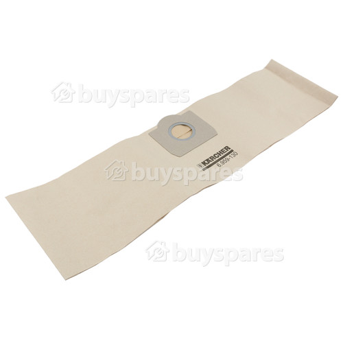Karcher Vacuum Paper Filter Dust Bag (Pack Of 5)