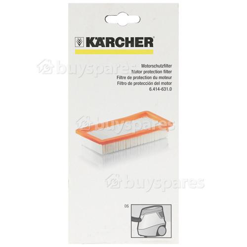 Karcher Motorschutzfilter