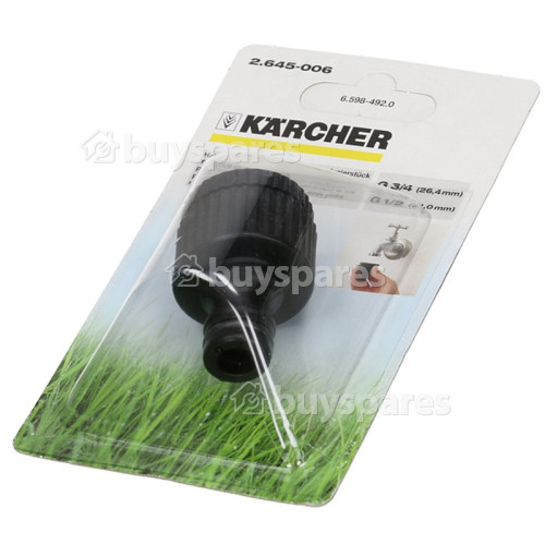 Karcher Tap Adaptor With Thread Reducer