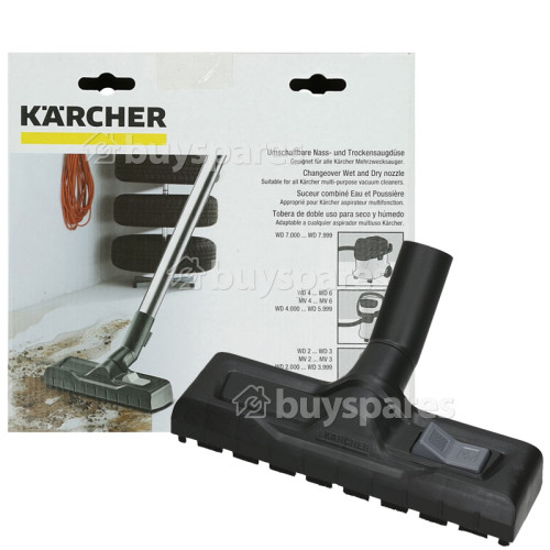 Karcher 36mm Changeover Wet & Dry Tool