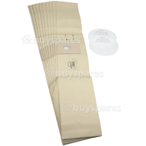 Karcher Paper Bag & Filter Set (Pack Of 10)