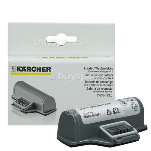 Karcher Li-Ion Wechselakku Für WV 5