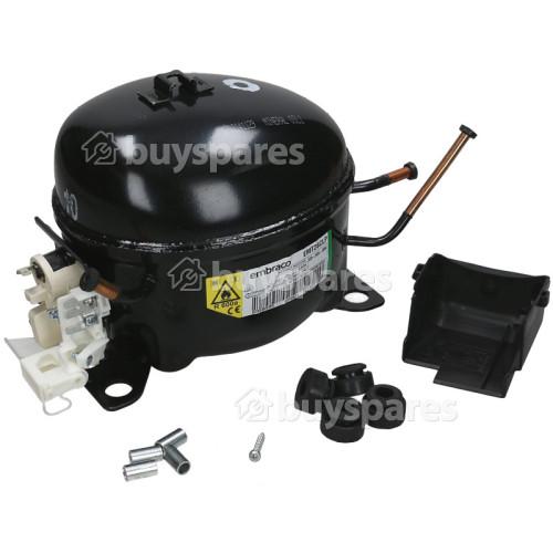 KitchenAid R600a Compressor: Embraco EMT26CLP