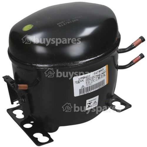 Generic Compressor (DANFOSS NL9F) TYPE NB1118Z (Equivalent To: Zem