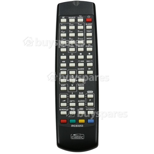 Humax Compatible RM-F01 Freesat Remote Control