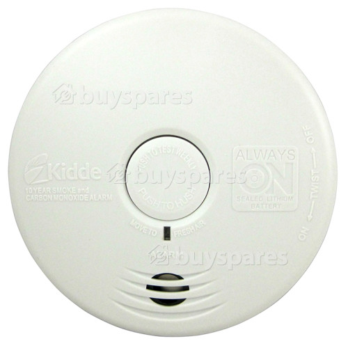 Kidde HomeProtect Optical Smoke & CO2 Alarm - Kitchen