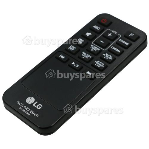 LG Sound Bar Remote Control