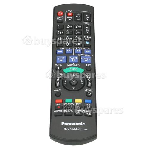 Panasonic N2QAYB000618 HD-Recorder-Fernbedienung