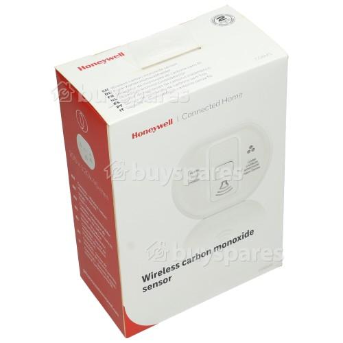 Honeywell Evohome Funk-Kohlenmonoxid-Melder (CO-Melder) - Weiß
