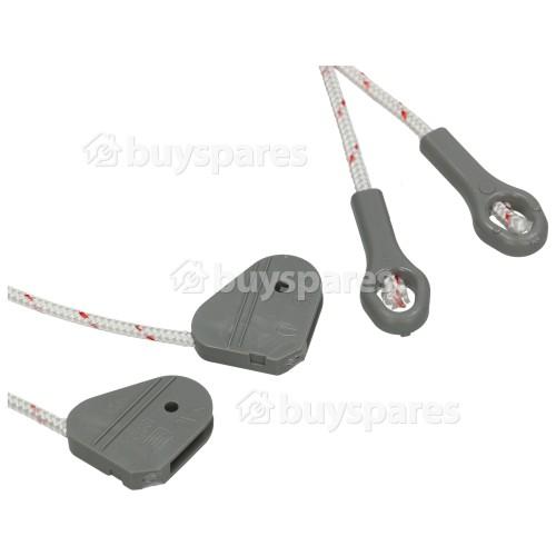 Frigor Door Hinge Brake Rope - Pack Of 2