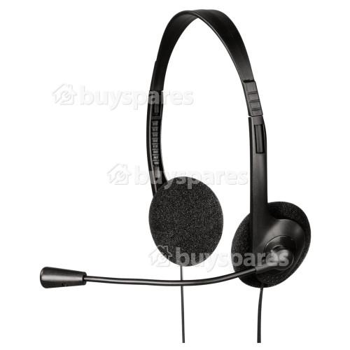 "Hama PC-Headset ""HS-101"", Stereo"