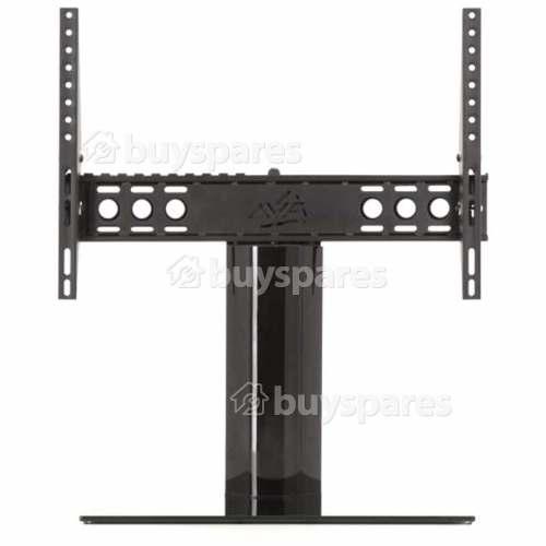 "AVF Adjustable Tilt & Turn Universal Table Top Stand: 37-65"""