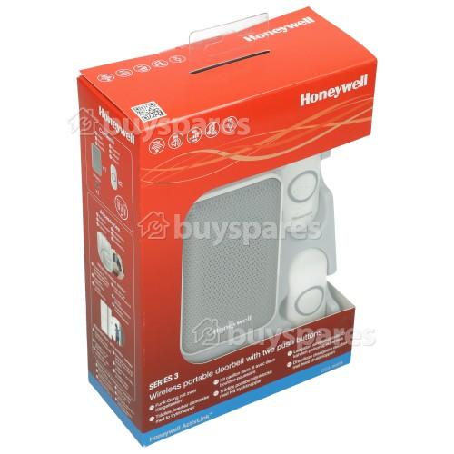 Honeywell Live Well Series 3 Wireless Chime Kit - White