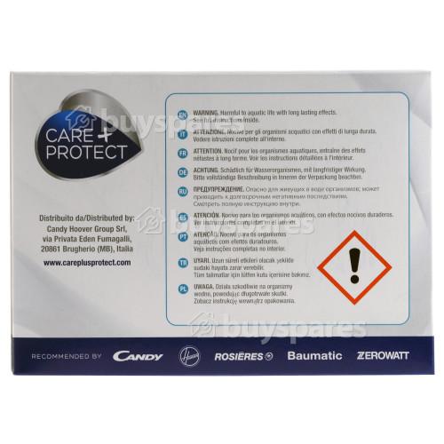 Care+Protect Entkalker & Reiniger Für Waschmaschinen / Geschirrspüler
