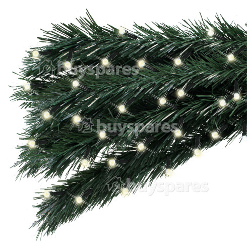 The Christmas Workshop 300 LED Warm White Chaser Lights Set - UK Plug