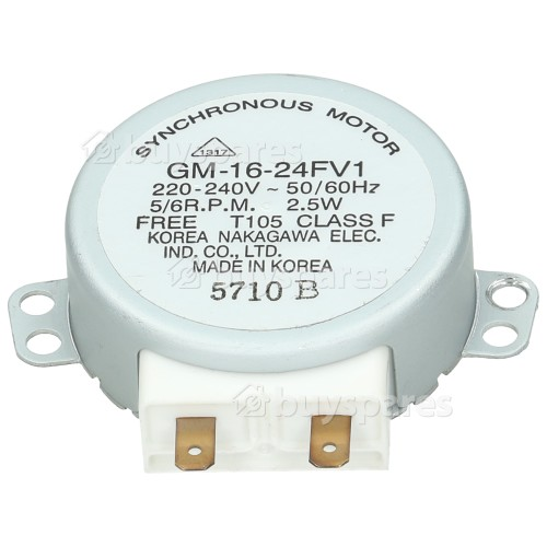 Elba Turntable Motor : GM-16-24FV1