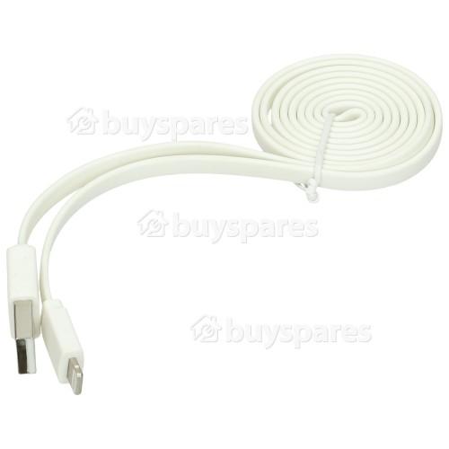 Wellco USB Lightning Cable - 1M
