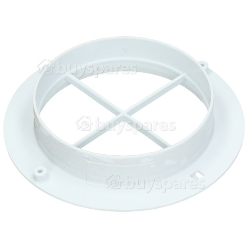 White Knight Vent Hose Connector