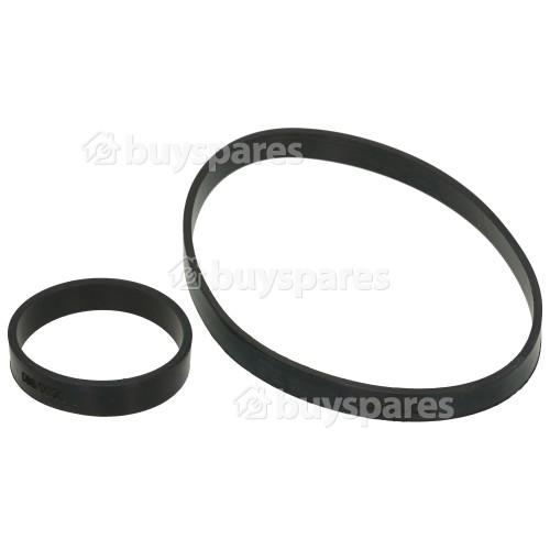 Vacuum Cleaner Agitator Belt (Pack Of 2)