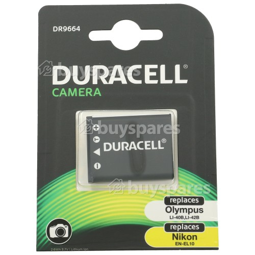 Duracell Camera Battery