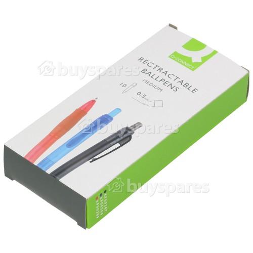 Staples Advantage Kugelschreiber (10er Pack)