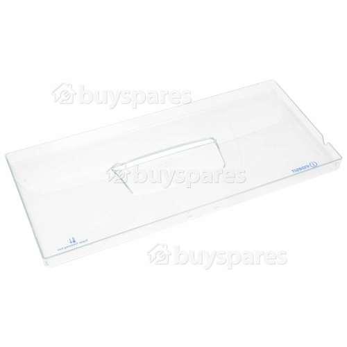 Ariston Top Freezer Drawer Pull Down Flap