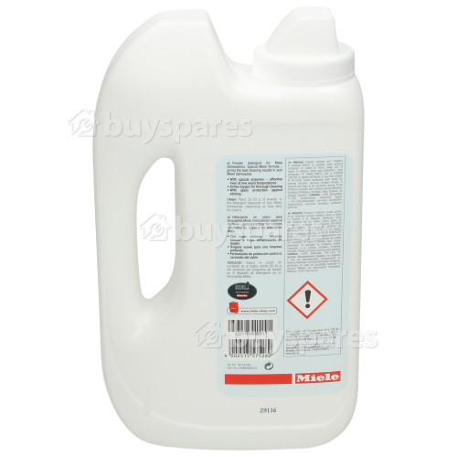 Miele Dishwasher Detergent Powder - 1 5Kg | BuySpares