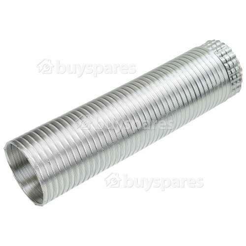 Wpro Ausziehbarer Aluminium-Abluftschlauch 1,5m