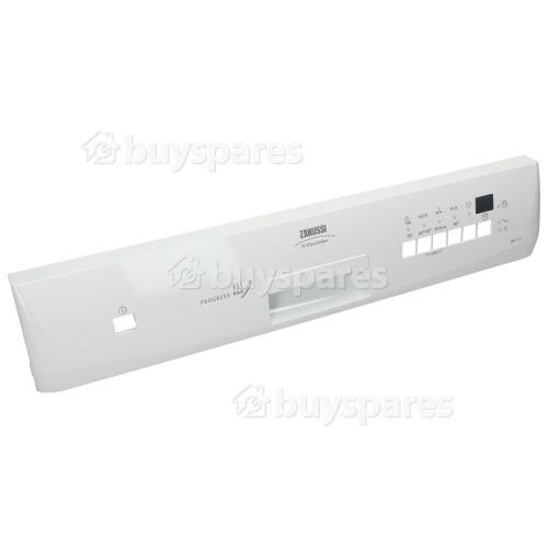 Electrolux Group Control Panel Fascia - White