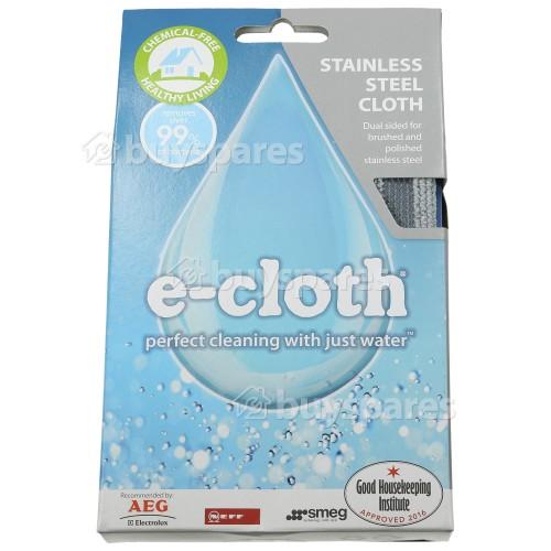 E-Cloth Stainless Steel E-Cloth (Microfibre Cloth)